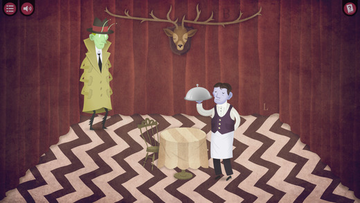 The Franz Kafka Videogame Screenshot