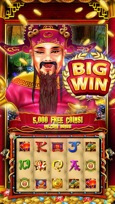 Screenshot 1 SLOTS — Chinese Lucky Casino