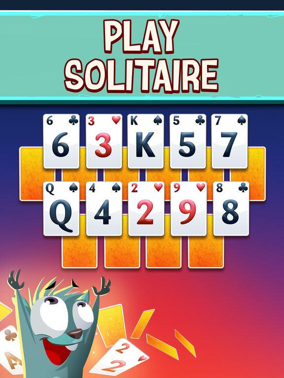 Fairway Solitaire Blastscreeshot 1