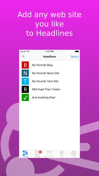 Screenshot #7 for Speech Central: Web Text to Speech