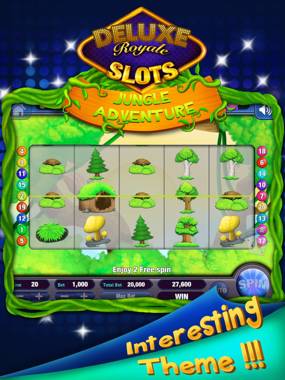 online casino city deluxe slot