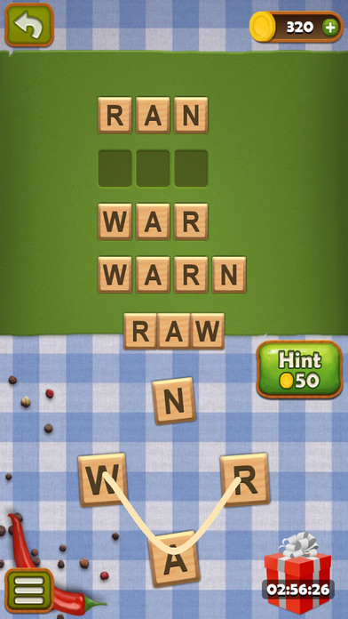 Word Soup Puzzle screenshot 4