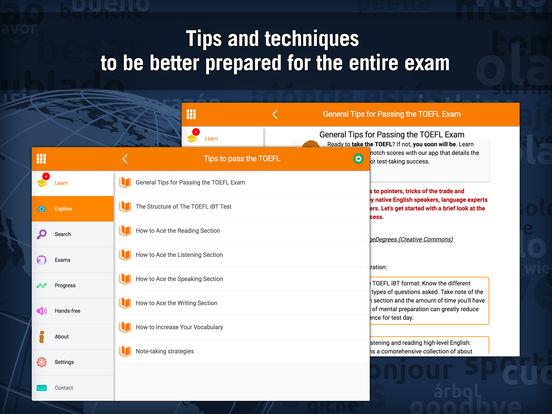 App Shopper: MosaLingua TOEFL® English Test: improve your ...