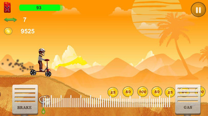 Monster Cars screenshot 4