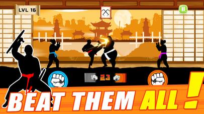 Karate Fighter : Real battles screenshot 4