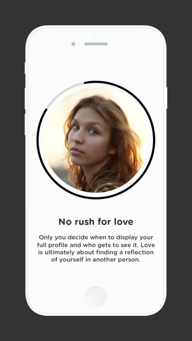 Appetence - Slow Dating App Screenshot