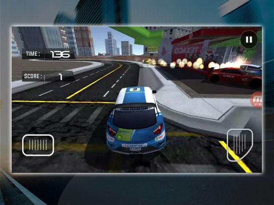 Flag Catcher Car Racing screenshot 10
