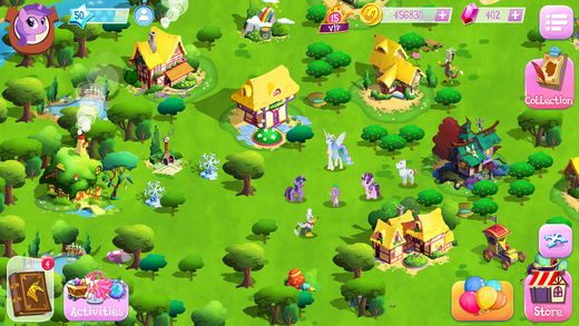 MY LITTLE PONY: Magic Princess Quests Screenshots