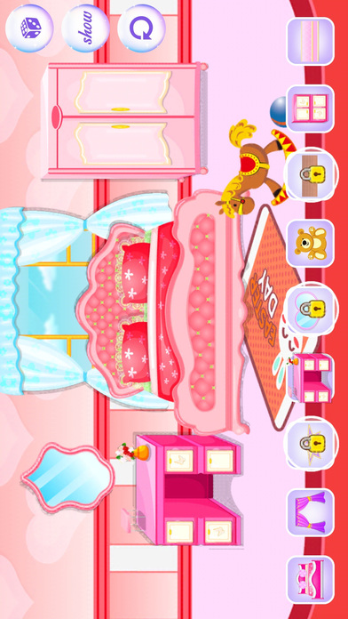 Design Beauty Room Dress Up Baby House App Download Android APK