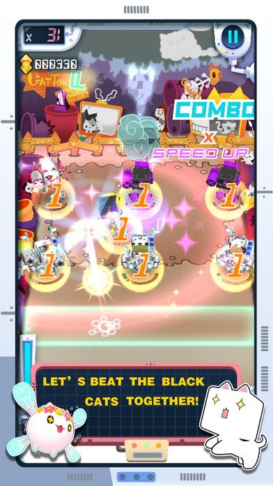 Screenshot 5 Cube Cat.