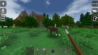 Screenshot for Survivalcraft 2 in United States App Store