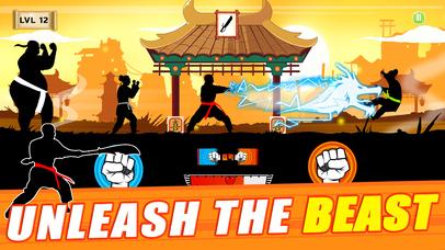 Karate Fighter : Real battles screenshot 2