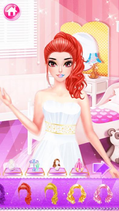 Wedding Beauty Salon Bride Dress Up Games App Download