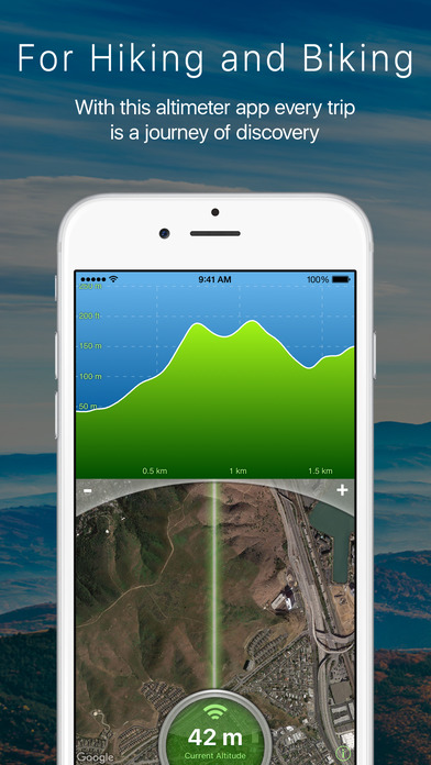 Terrain Radar Altimeter Screenshots