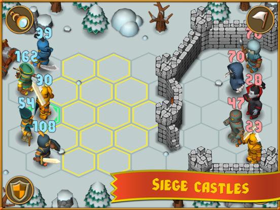 Heroes : A Grail Quest Screenshots