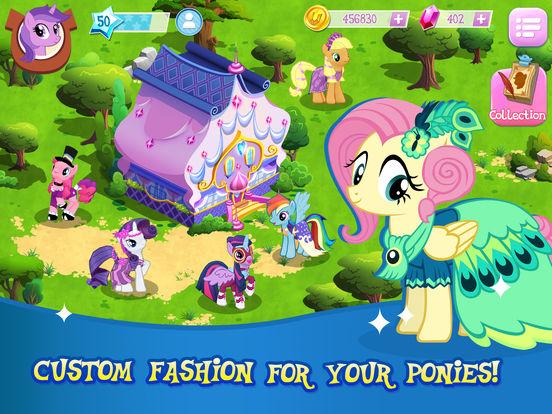 MY LITTLE PONY: Magic Princess Questsscreeshot 4
