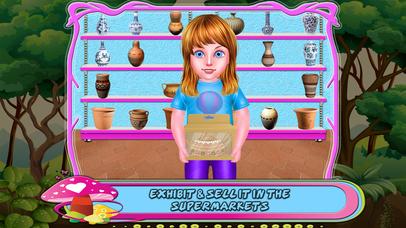 Create Pottery Factory Game screenshot 5