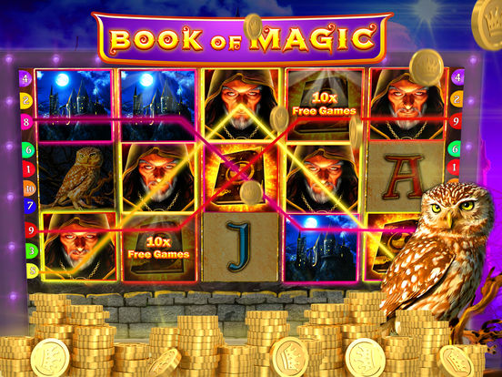 Egyptian Magic Slot Machine - Try this Free Demo Version