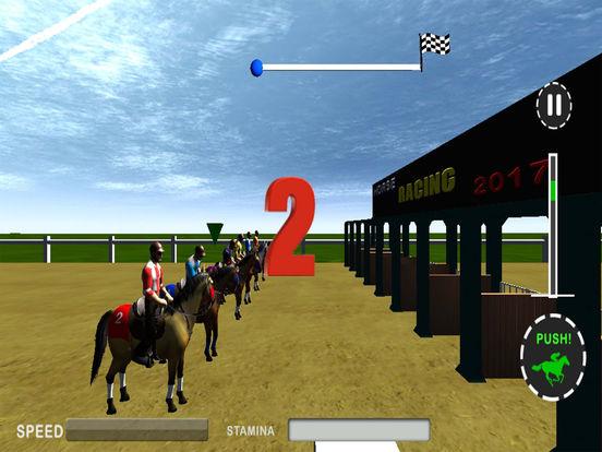 Ultimate Horse Racing:3d screenshot 4