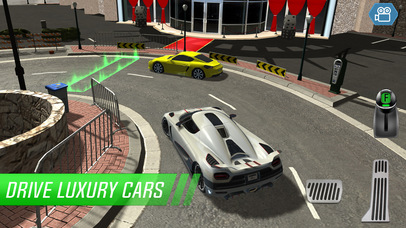 Sports Car Test Driver: Monaco Trials screenshot 2