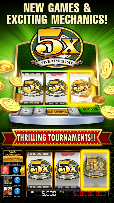 Screenshot 2 Classic Slots: Vegas Grand Win