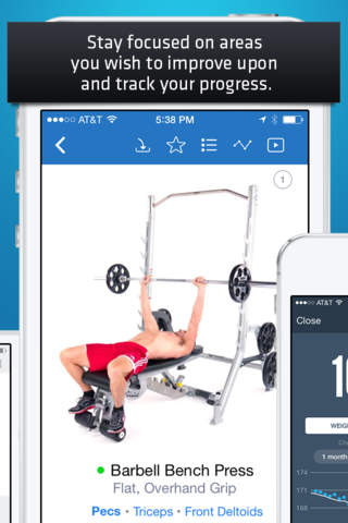 Fitness Buddy+: Gym Workouts screenshot 3