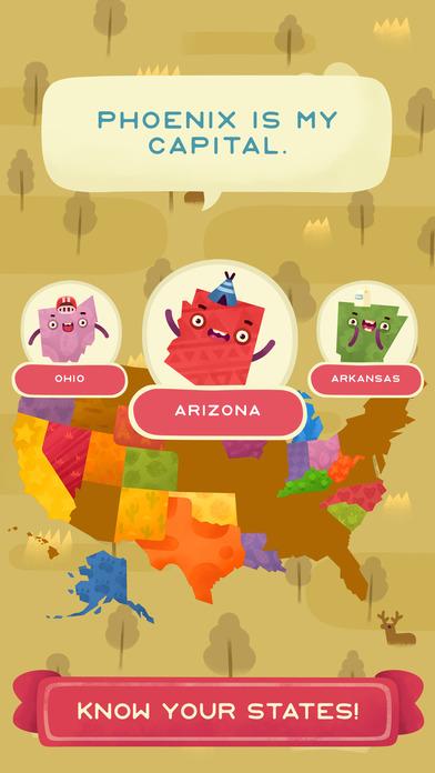 50 States screenshot 3