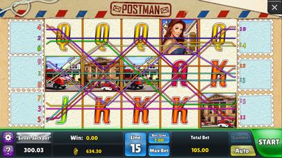 Screenshot 5 Postman Slots: Слоты Игровые Автоматы