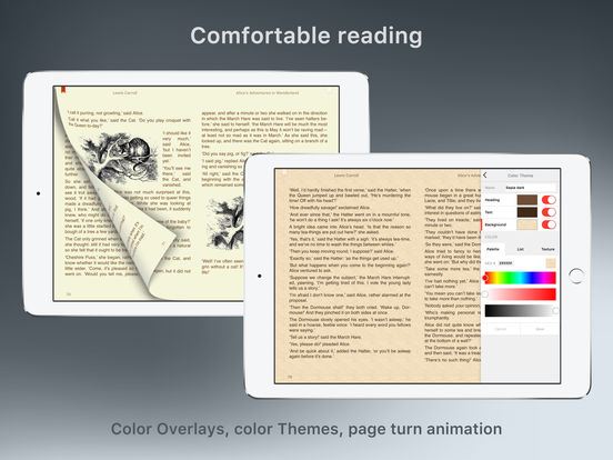 Screenshot #3 for tiReader 2 Pro – eBook and Comic book reader