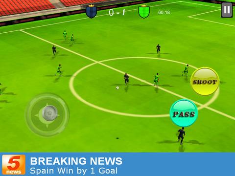 Футбольная игра Challenge 2017 Скриншоты7