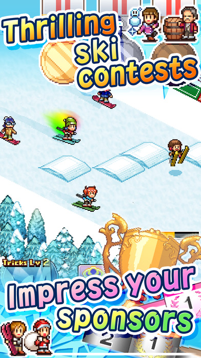 Shiny Ski Resort screenshot 3