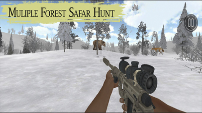 Ultimate Beast Shooting: Jungle Hunting Experience screenshot 2