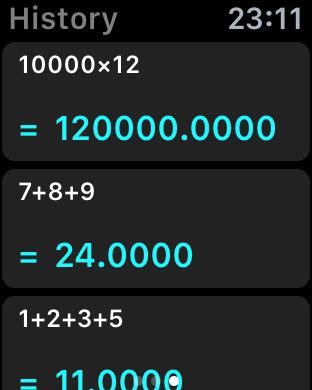 Screenshot #8 for Xmart Calculator Pro