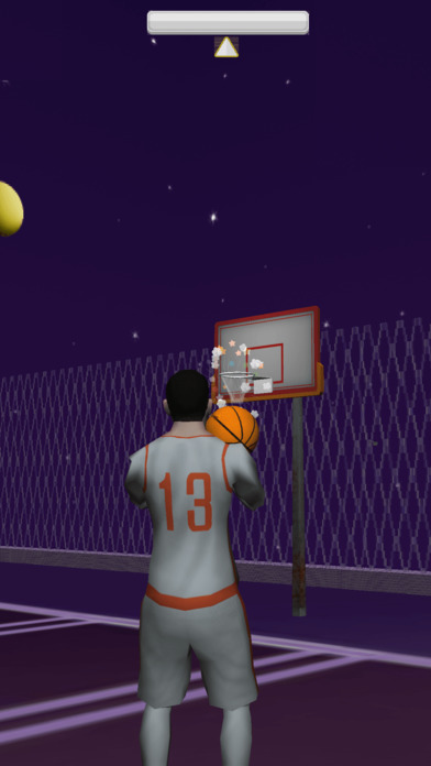 Ultimate Space Basketball Match screenshot 1