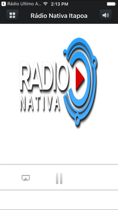Rádio Nativa Itapoa screenshot 1