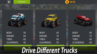 Offroad Crawler Driving Full screenshot 3