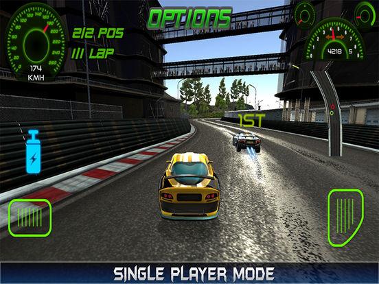 Скачать игру Turbo Car Racing Multiplayer