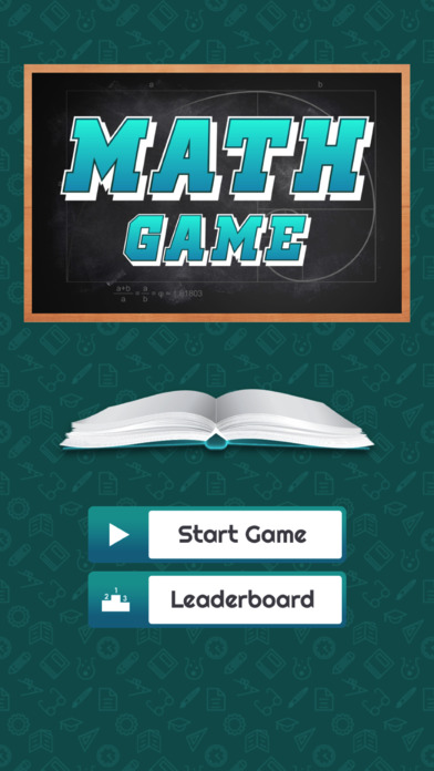 Math Game X screenshot 1