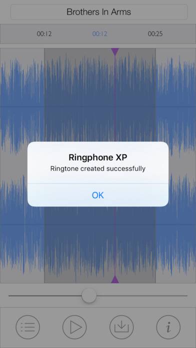 Ringphone XP Screenshots