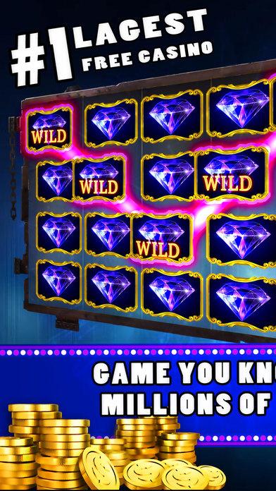Screenshot 1 Slots — Heroes Legendary Classic Casino