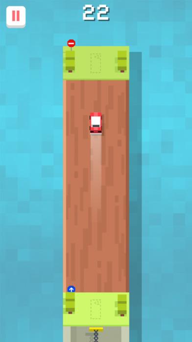 Crossy Bridge - Endless Road Hopper Screenshot