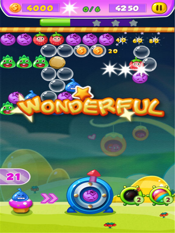 bubble shooter ipad online