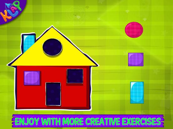 Preschool Shapes Pro Screenshots
