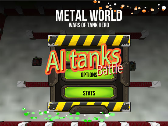 Wars of Tank Hero Metal World screenshot 8