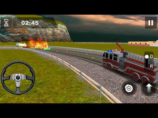Fire Fighter Rescue Operation screenshot 10