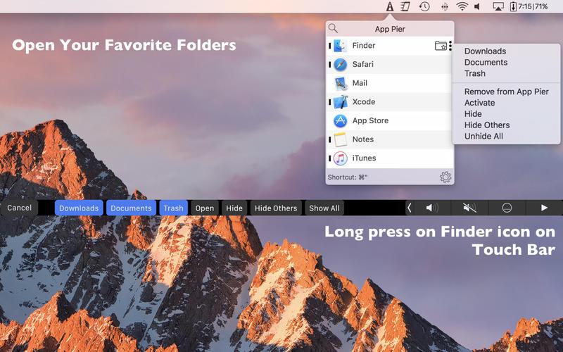 App Pier - Fast App Launcher & Switcher Screenshots
