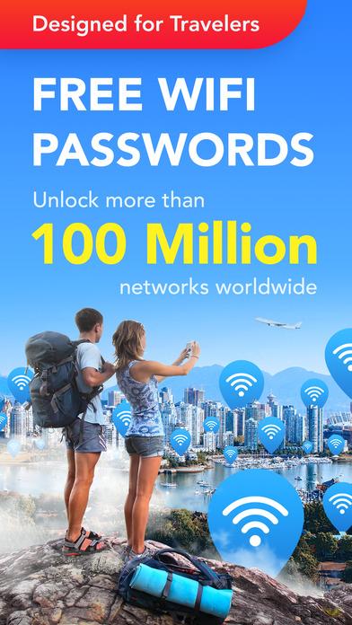 WiFi Map Pro - Scan & Get Passwords for free Wi-Fi Screenshot