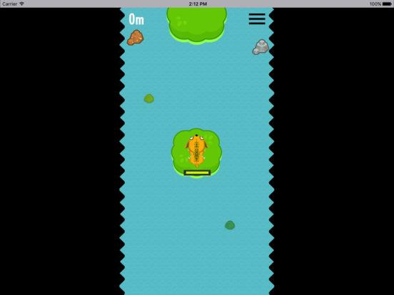荷叶上跳跃-酷跑小游戏 screenshot 5