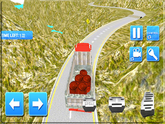 Off-Road Truck Drive Challenge 3D screenshot 5