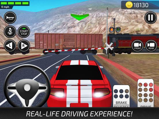 Driving Academy 2017 screenshot 6